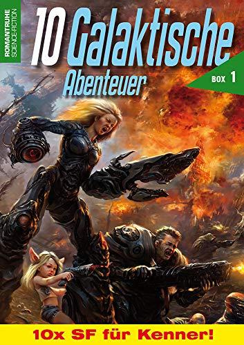 10 Galaktische Abenteuer Box 1: 10x Science-Fiction für Kenner!