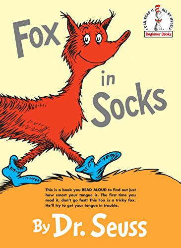 Fabulous Fox (Fox in Socks (Beginner Books(R)))
