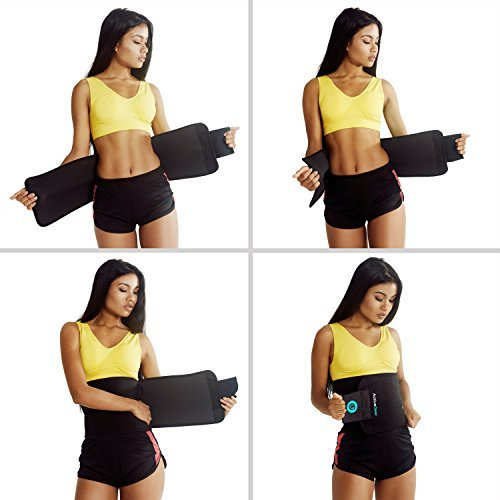 Activegear Neoprene Sweat – Waist Trimmers
