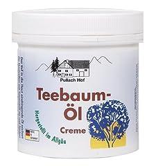 Teebaum-Öl Creme 250 ml