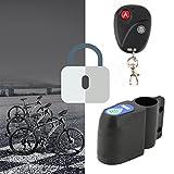 Telecomando wireless per sistema di allarme di sicurezza sensore di vibrazione Skysc per bicicletta