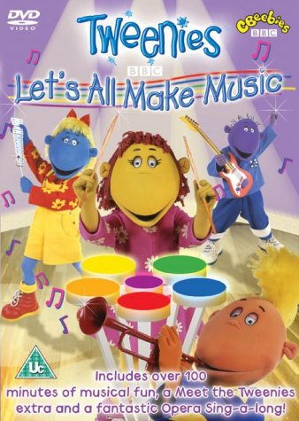 Tweenies - Let's All Make Music [UK Import]