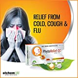 Alchem Life Phytorelief-Cc-Natural Relief From Cold,Cough & Flu (Pack 3)