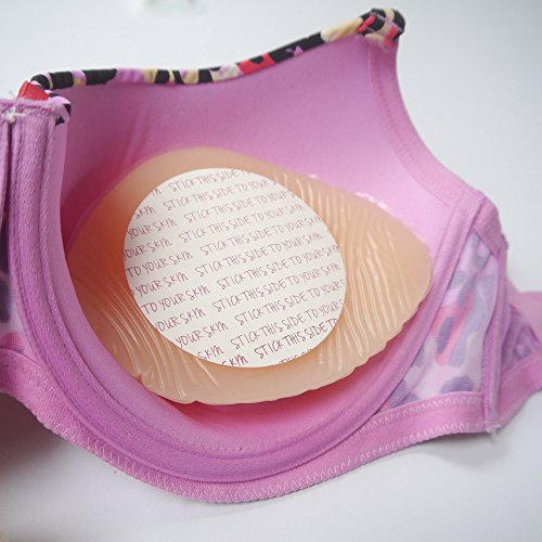 Jo Thornton - BOOBYLICIOUS Double-Sided Tape - 8cm Discs - Secures breast forms and breast enhancers to skin
