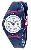 Marea Jungen Analog Uhr mit Silikon Armband B25136/2