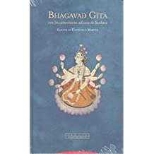 Bhagavad Gita: con los comentarios advaita de Sankara (Pliegos de Oriente)
