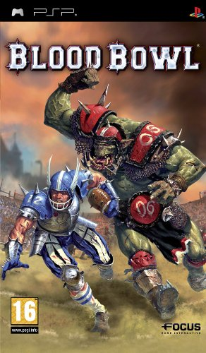 Blood Bowl (Sony PSP) [importación inglesa]