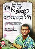 Where The Buffalo Roam [DVD]