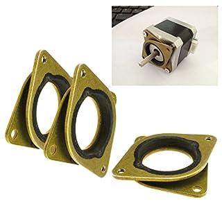 3 Pcs Shock Absorber Stepper Motor Vibration Damper Part Fit for Nema17 3D Printer