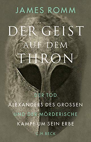 Buchseite und Rezensionen zu 'Der Geist auf dem Thron' von James Romm