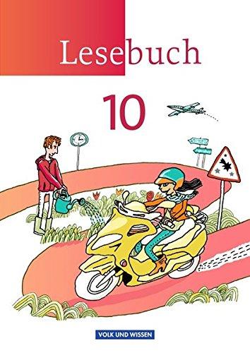 Lesebuch - Östliche Bundesländer und Berlin: 10. Schuljahr - Schülerbuch