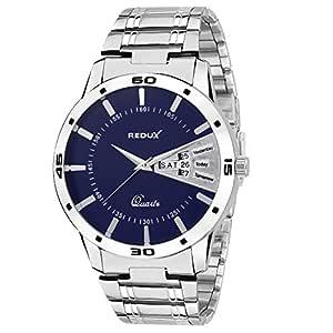 Redux Analogue Blue Dial Men's Watch RWS0048S