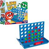 HTI Toys Traditional Games Line Up 4 Board Game Fun For All Kids Boys and Girls