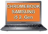 Samsung ChromeBook Ultrabook Serie 5 550 i5 2.Generation 4GB RAM 16GB SSD XE550C
