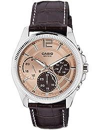 Casio Reloj con movimiento cuarzo japonés MTP-E305L-5AVDF(A994) 42 mm