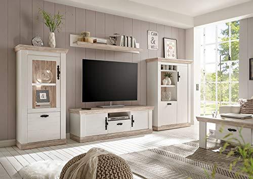 ᐅᐅ Wohnzimmerschrank Pinie Preisvergleich 2019 Test Ist