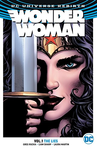 Wonder Woman Vol. 1: The Lies (Rebirth) (Wonder Woman DC Universe Rebirth, Band 1) (5 Deluxe-band-fall)