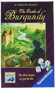 Ravensburger The Castles Burgundy: Strategy Dice Game