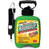 Scotts Miracle-Gro Roundup rápido acción HERBICIDA listo para usar Spray, 1L