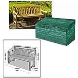 Garden Outdoors Best Deals - Parkland Heavy Duty Waterproof 3 Seater Garden Outdoor Furniture Bench Cover