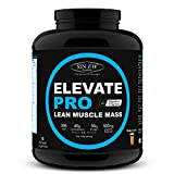 #8: Sinew Nutrition Elevate Pro Lean Muscle Mass Gainer Protein Powder with Digestive Enzymes - 2 kg (Butterscotch)