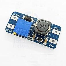 Generic MT3608 Step Up Power Apply Booster Module DC-DC 2V-24V 2A (BIX035185) - Set of 2