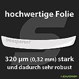 Ladekantenschutzfolie 320 µm - transparent - für BMW 2ER (F46) Gran Tourer ab 2014