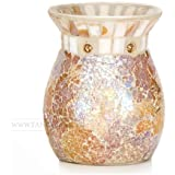 Yankee Candle Gold & Pearl Crackle Duftlampe