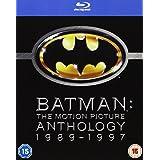 Batman Legacy - Batman, Batman Returns, Batman Forever, Batman and Robin