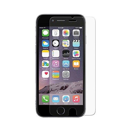 Produktbild [2 Stück] Apple iPhone 8 Panzerglas Panzerfolie Schutz Panzer 9H Schutzglas Echt Glas Displayschutz Glasfolie (Glasfolie) (Glasfolie)