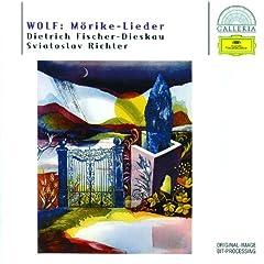 """Wolf: M�rike-Lieder - 53. """"Abschied"""""""