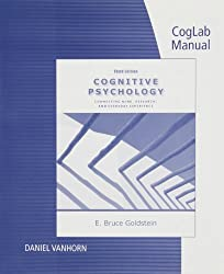 Coglab Manual with Printed Access Card for Cognitive Psychology: Connecting Mind, Research and Everyday Experience, 3rd