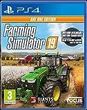 Farming Simulator 19 Day One Edition (PlayStation 4)