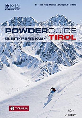 PowderGuide Tirol: Die besten Freeride-Touren