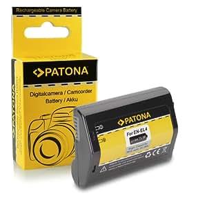 Batteria EN-EL4 / EN-EL4a per Nikon D2H | D2Hs | D2X | D2Xs | D3 | D3s | D3X | F6
