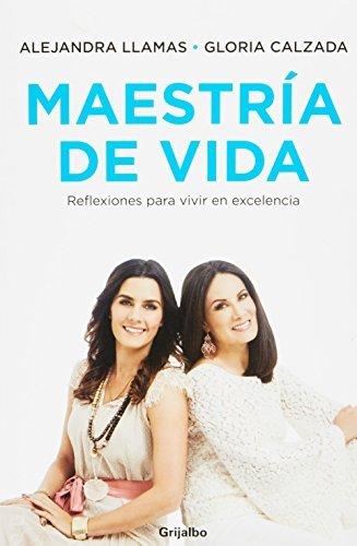 Portada del libro Maestria de vida (Spanish Edition) by Alejandra Llamas (2013-02-07)