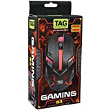 TAG USB G3 GAMING MOUSE with Changing LED Light