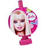 Barbie All Doll'd Up Blowouts, pack of 8