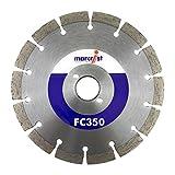 Marcrist Diamanttrennscheibe Diamantscheibe 170 mm FC350 für Bepo FFS170 FFS171