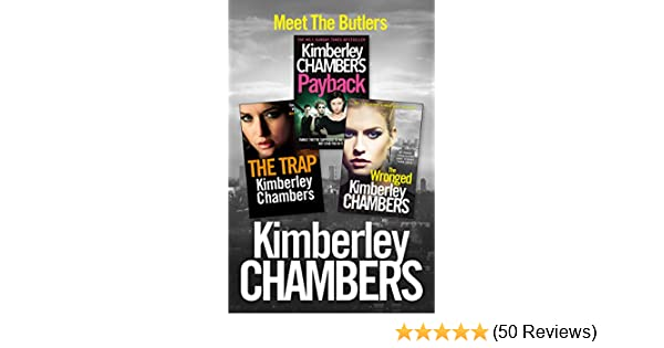 kimberley chambers the butler series in order