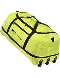 Coconoo STORM  – Bolsa de viaje con ruedas XXL, 100-135 litros de capacidad, plegable maleta trolley