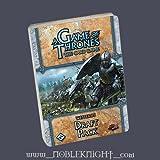 Juego de Tronos LCG–mapa de Westeros proyecto Pack Juego de cartas