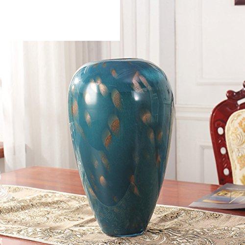 Colored Glass Vase Ornaments/home Decoration/ Vase Flower-d