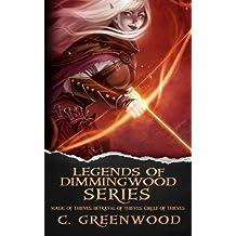 1-3: Legends of Dimmingwood, Series: Volume 1