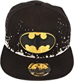 ILU DC Comics Batman Cap for Boys & Girls(3 to 12 Years Kids)