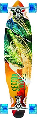 sector-9-chamber-drop-through-flush-mount-complete-skateboard-assorted-by-sector-9