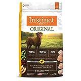 Instinct Original Getreide Free Rezept Natural Trockenfutter für Hunde von der Natur Vielzahl