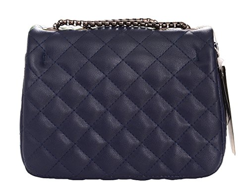 Bag Salon-UK, Borsetta da polso donna Red(0088) taglia unica Sapphire(0088)