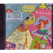 Little Mermaid Print Studio by Disney Interactive Studios
