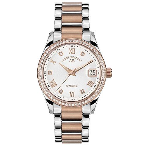 André Belfort Reloj automático Woman Déméter 410301 34 mm